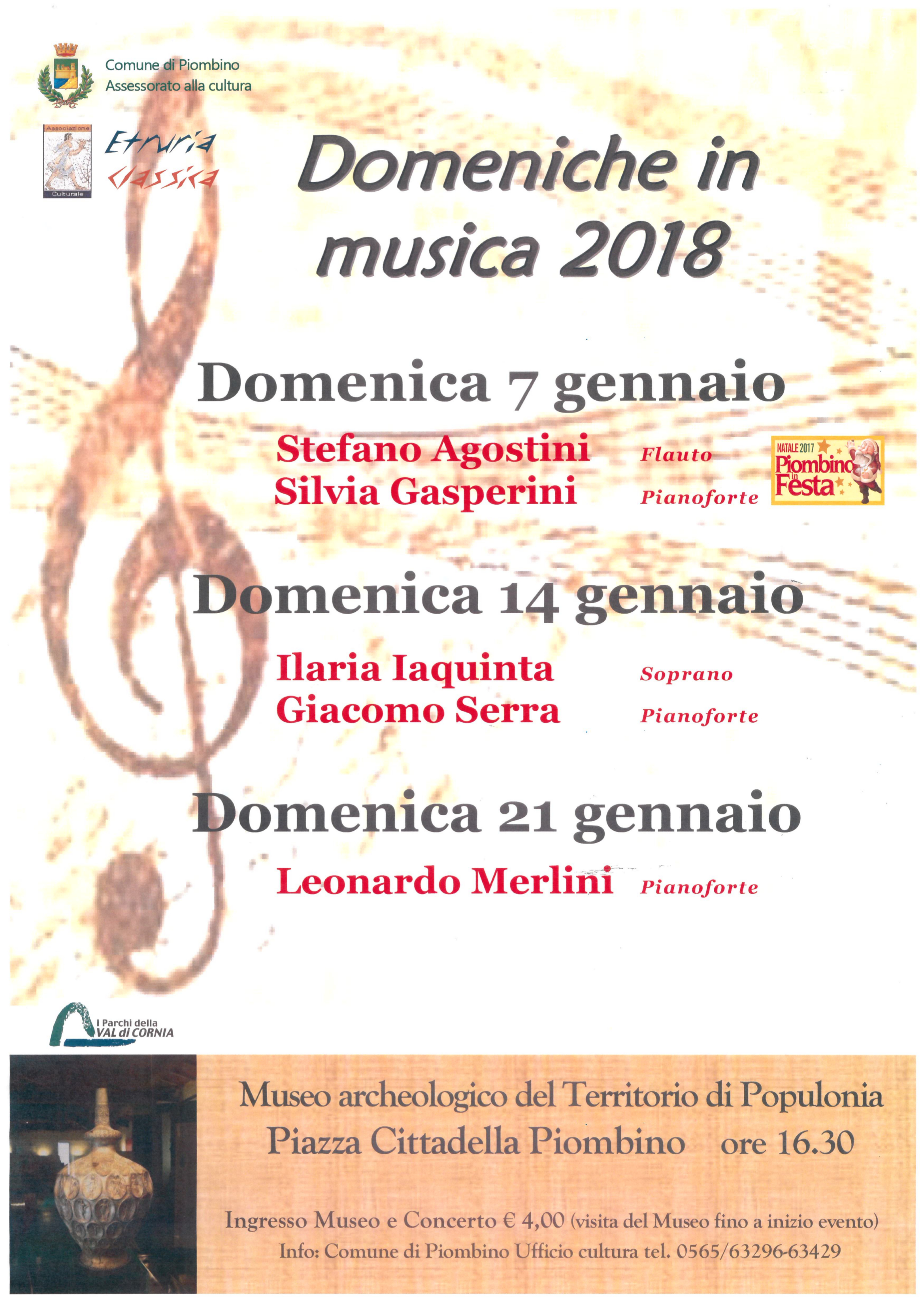 domeniche in musica